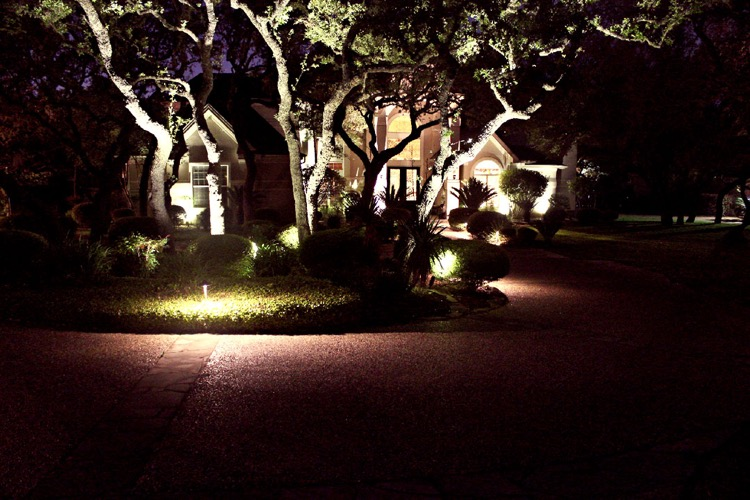 luminary lights our outdoor lighting specialist illuminate san antonio